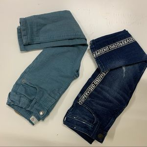 Zara and H&M jeans bundle